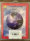 Geography Songs 1996 Book  Cassette By Kathy Troxel New Ships FREE