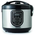 Rice Cookers Aroma Housewares ARC-980SB Professional 20-cup (Cooked) Digital