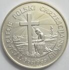 Sterling Silver Coin Medal - Polish Government-in-Exile. 96.8 GRAMS