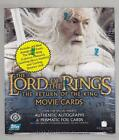 LOTR THE RETURN OF THE KING SEALED BOX SECOND EDITION
