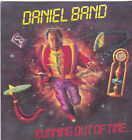 DANIEL BAND - RUNNING OUT OF TIME (*Used-CD, 1988, Refuge) Orig Issue Xian Metal