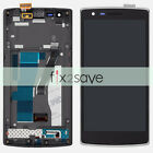 LCD Display + Touch Screen Digitizer Frame Assembly For OnePlus One +1 A0001 OEM