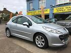 2009 09 PEUGEOT 207 16HDi 90 Sport GOOD AND BAD CREDIT CAR FINANCE AVAILABLE