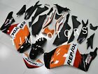 For Honda CBR250RR 2011 2012 2013 ABS Injection Mold Bodywork Fairing Kit Repsol