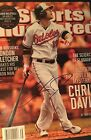 Chris Davis Signed Sports Illustrated, Baltimore Orioles, Crush, All Star