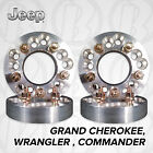 JEEP Wrangler Grand Cherokee 5x135mm 5x5 To 5x135 Wheel Adapters 125 Spacers