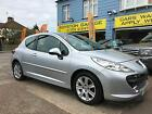 GOOD CREDIT CAR FINANCE AVAILABLE 2009 09 PEUGEOT 207 16HDi 90 Sport