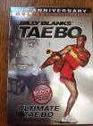 Taebo DVD Ultimate TaeBo Deluxe Edition w Bonus Turbo Charged Fat Burner Great