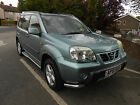 LARGER PHOTOS: 2001 NISSAN X-TRAIL SPORT GREY