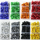 CNC Complete Motorcycle Fairing Bolts Kit Bodywork Screws Nuts for Buell