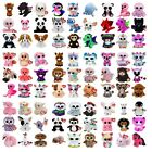 Clearances: Ty Beanie Boos Soft Plush Toys Collection over 100 styles inside