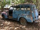1952 Chevrolet Suburban  1952 below $4200 dollars