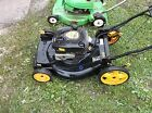 POULAN PRO PUSH MOWER SOLD AS IS AS PARTS ONLY