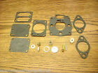 Briggs  Stratton carburetor and fuel pump rebuild kit 693503 693501