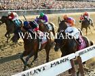 TONALIST  CALIFORNIA CHROME 146th Belmont Stakes Horse Racing 8 x 10 Photo Race