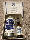 Vintage Pabst Beer Announces New Label Coin Bank/bottle Rare Find New