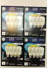 16 GE LED 10W watt A19 60W replacement Soft White 2700K Dimmable LIGHT BULBS