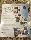 CREATIVE MEMORIES 8 1 2 x 11 WHITE REFILL PAGES NIP