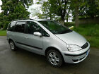 LARGER PHOTOS: 2001 / 51 - FORD GALAXY GHIA 1.9 TDI TURBO DIESEL 7 SEATER MPV - M.O.T SEPT 2017