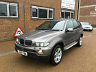 LARGER PHOTOS: 2004 BMW X5 SPORT D AUTO GREY - PAN ROOF - SAT NAV - XENONS - FSH - EXCELLENT!!!