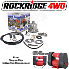 Yukon Zip AIR Locker Dana 30 W/ 27 spl axles Jeep JK XJ YJ TJ ZJ 3.73