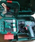 Bosch cordless drill with 34 piece set