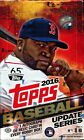 2016 Topps Update Series Baseball Cards Hobby Box - Factory Sealed