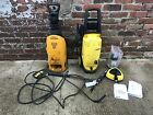 2 Power Washer / Pressure Washer For Spares Or Repairs-JCB & KARCHER + Extras