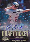 2011 Playoff Contenders Greg Bird New York Yankees Autograph Auto Card