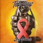 Love Grenade by Ted Nugent NEW! CD FREE SHIP! ROCK ! 13 TRACKS