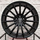 22 Lexani Pegasus Wheels Fit Mercedes Benz G Class G500 G550 G55 G63 Black Rims