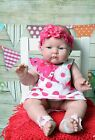 Baby Reborn Doll Berenguer Real Clothes 18 inches Vinyl Life Like anatomically
