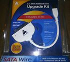 Apricorn SATA Wire Notebook Hard Drive Upgrade Kit with USB 20 Connection NIP