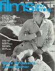 Steve McQueen Francois Truffaut Young Winston Vintage Import Movie Film Magazine