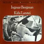 Kbi Laretei  Close Ups The Film Music Of Ingmar Bergman NM vinyl LP Proprius