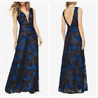 2017 New BCBG Max Azaria 468 Brea Lace Evening Gown Formal Wedding Authentic