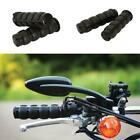 Motorcycle Black Hand Grips 7/8