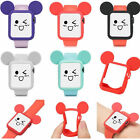 2018 Cute Mickey Mouse Ears Soft TPU Protective Case for Apple Watch 1 2
