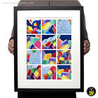 MAPEI Vintage Cycling Jersey Maglia Ciclismo Graphic Design Details Print Poster
