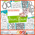 Lawn Fawn December 2013 Collection Single Stamp Die Set