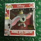 Dumbo with Timothy Disney Treasures Festival Of Friends Exclusive Funko Pop New