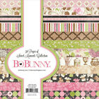 BoBunny Single Sided Paper Pad 6X6 36 Pkg Sweet Moments 12 Designs 3 Each