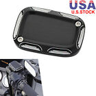 Right Brake Cylinder Cover Cap For Harley Tri Glide Ultra Classic FLHTCUTG 09-13