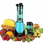 Bestaid Personal Blender for Smoothie with Two Sport Bottles and Travel Blue
