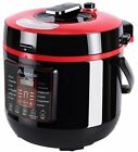 Aobosi Electric Pressure Cooker 6Qt/1000W Stainless Steel Cooking Pot Digital