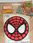 MARVEL COMICS SPIDERMAN Logo Embroidered iron on Patch 3 NEW