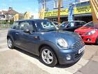 BAD CREDIT CAR FINANCE AVAILABLE 2011 11 MINI ONE 16 PEPPER PACK