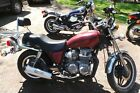 81 HONDA CB650C COMPLETE ENGINE ONLY no carbs/intakes/exhaust USA sales only