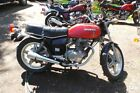 79 HONDA CB400T HAWK COMPLETE ENGINE ONLY no carbs/intakes/exhaust USA sale only