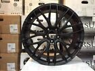 19 A1 615 STYLE BLACK WHEELS RIMS FITS E46 E90 BMW 323I 325I 328I 330I 335I